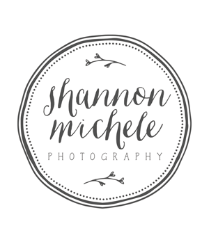 shannon michele photography logo
